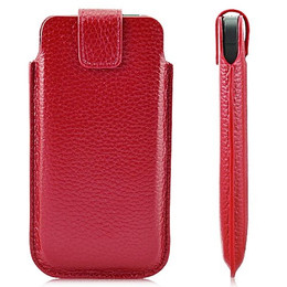 iPhone 6S leather pouch