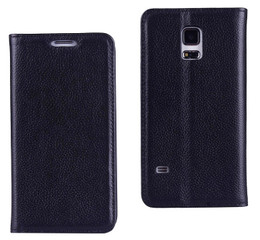 Samsung S5 Mini Leather