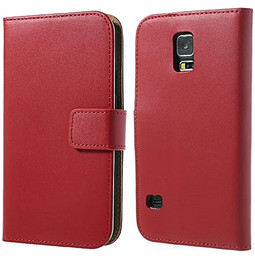 Samsung S5 Mini Leather Wallet