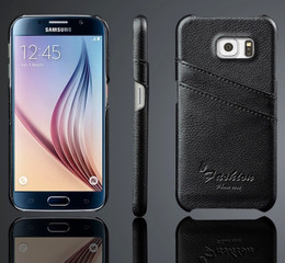Samsung S6 Leather Back