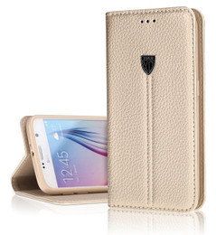 Samsung Galaxy S6 Wallet gold