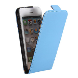 iPhone 5 leather flip