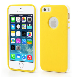 iPhone 5S Case Yellow