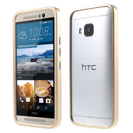 HTC One M9 Bumper Gold