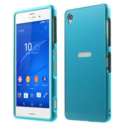 Sony z3 Case Blue