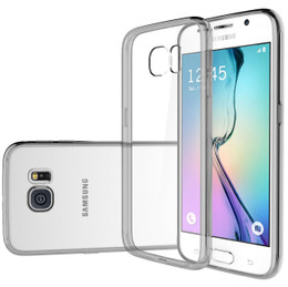 S6 Bumper Clear Back