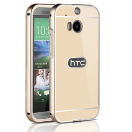 HTC One M8 Gold Bumper