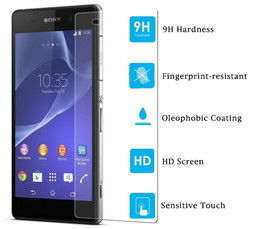 Sony Z2 Tempered Glass