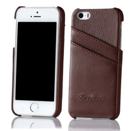 iPhone 5C Leather Back Cover