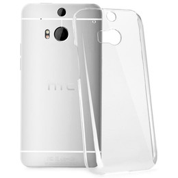 HTC One M8 Clear Case