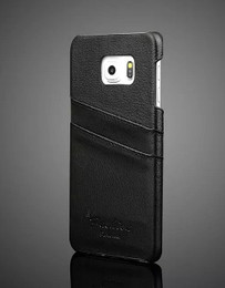 Samsung S6 Plus Leather Back