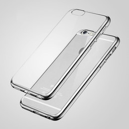 iPhone 6S Bumper Silver