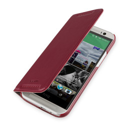 HTC One M8S Flip Case