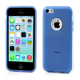 iPhone 5C Cover Blue