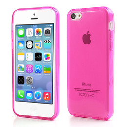iPhone 5C Skin Pink