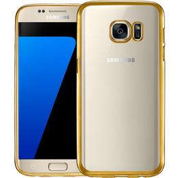 Samsung S7 Bumper Gold