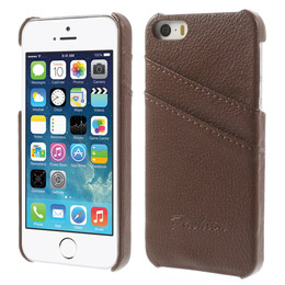 Leather Back iPhone SE