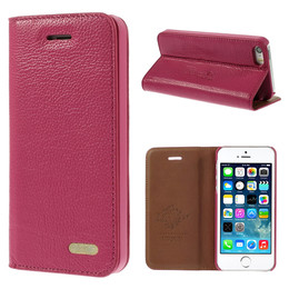 iPhone SE Real Leather