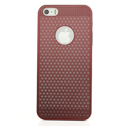 IPhone SE Metal Case Red