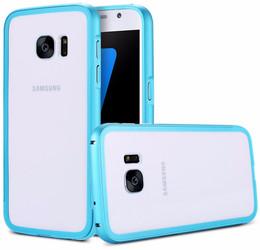 Samsung Galaxy S7 Bumper Blue
