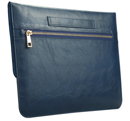 Macbook 12 inch Leather Case