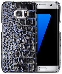 Samsung S7 Edge Crocodile