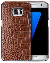 Samsung Galaxy S7 Edge Croco case