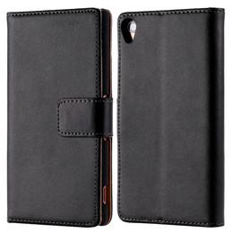 Sony Xperia Z5 Premium Case Leather