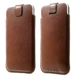 iPhone 7 Plus Leather Pouch