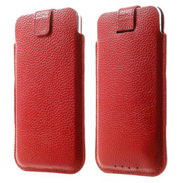 iPhone 7 Plus Leather Pouch Case
