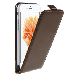 iPhone 7 Cover Leather