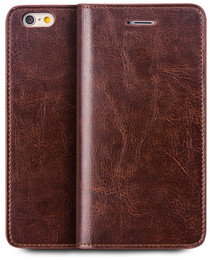 Apple iPhone 6 Wallet Leather