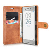 Sony Xperia XZ Real Leather