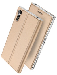 Sony XZ Case Gold
