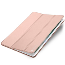 iPad Air 2 Smart Flip Cover Case Rose Gold