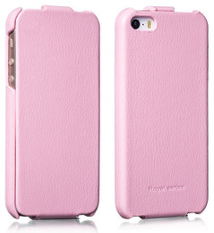 iPhone 5S Flip Light Pink