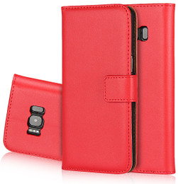 Samsung Galaxy S8 Red Case