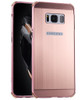 Samsung Galaxy S8+Cover Rose Gold