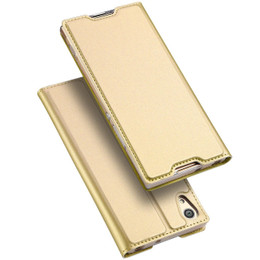 Sony Xperia XA1 Case Leather