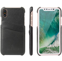 iPhone X Leather Back