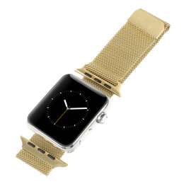 Apple Watch 42mm Band Gold