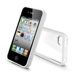 iphone 4s bumper clear back