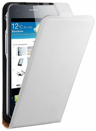 Samsung S2 Leather Flip Cover