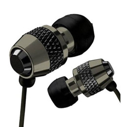 black bling earphone