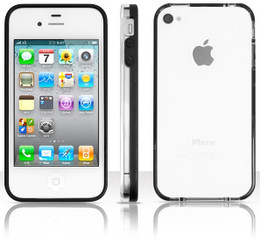 iPhone 4s Bumper Clear