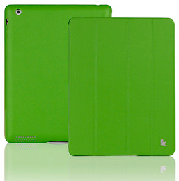 iPad 4+3+2 Premium Smart Cover Case Green
