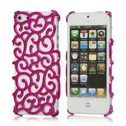iphone 5 art case pink