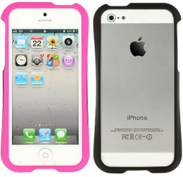 iPhone 5 Pink Bumper