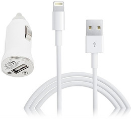 iPhone 5 USB In Car Charger