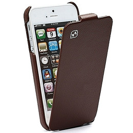 Hoco Duke iPhone 5 Brown